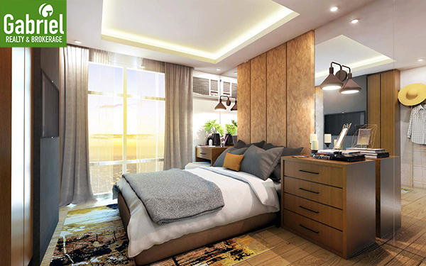 1 bedroom floor lay out