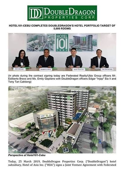 hotel 101 cebu news and updates