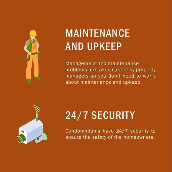 condominium living is more secure