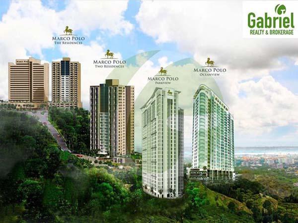 towers in marco polo residences cebu
