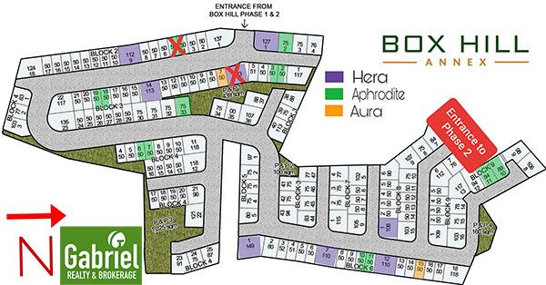 box hill annex site development plan