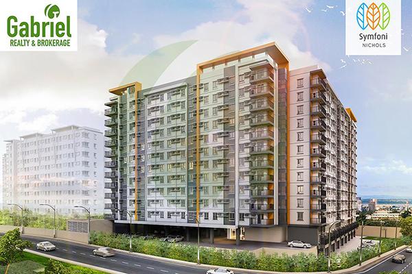 symfoni nichols condominium near MHAM college of medicine