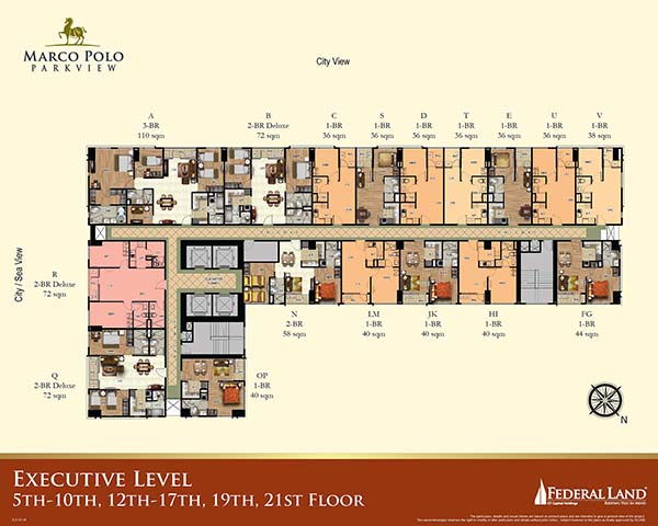 marco polo parkview building floor plan
