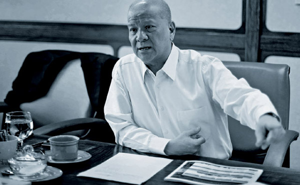 Ramon Ang of San Miguel Corporation