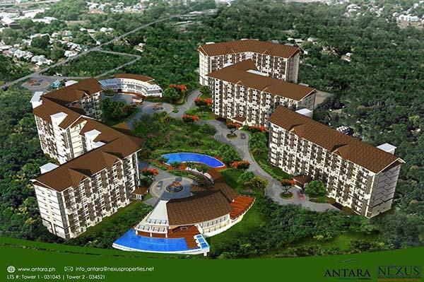 site development plan of antara cebu