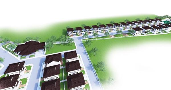 site development plan of the subdivision in liloan