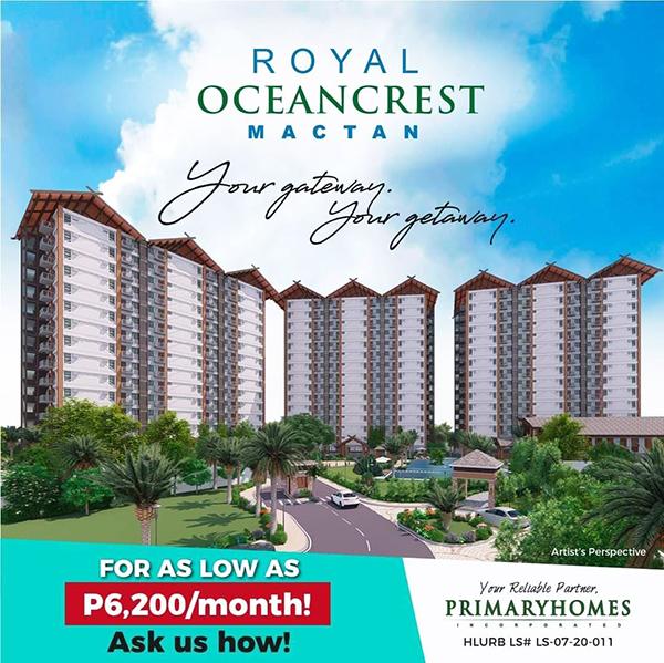 royal oceancrest mactan