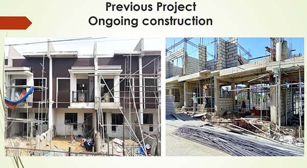 ongoing projects of robins lane consolacion