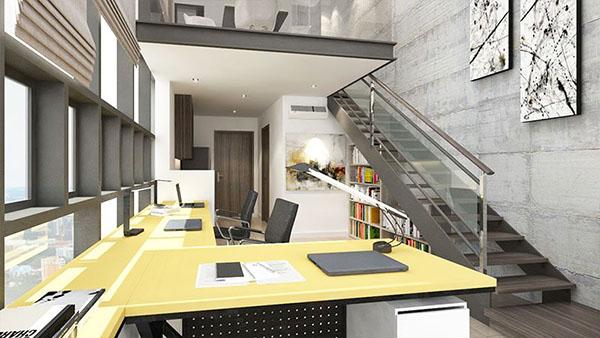 HOME OFFICE LOFT SUITES in meridian cebu