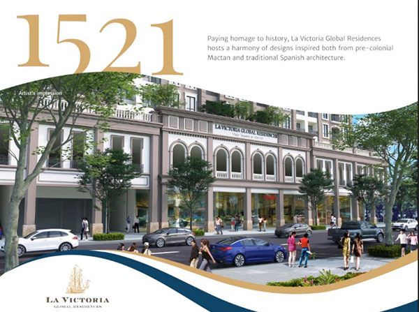 la victoria global residences cebu