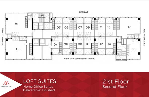 home office suites loft suites in avenir cebu
