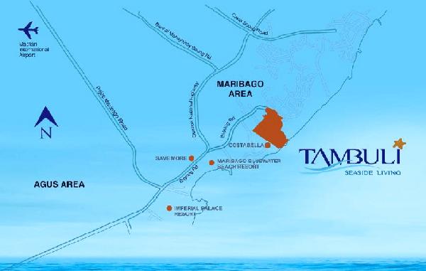 location of tambuli seaside living