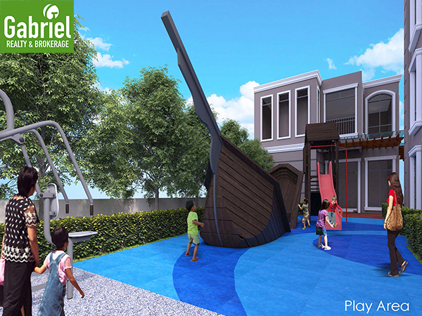 play area of la victoria condo cebu