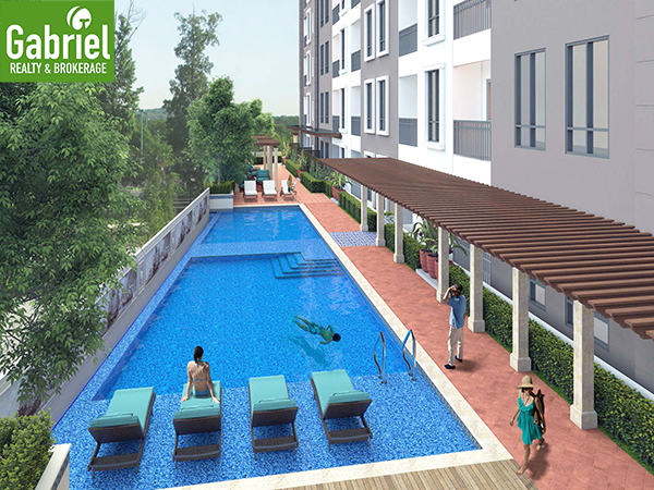 pool area of the la victoria residences cebu