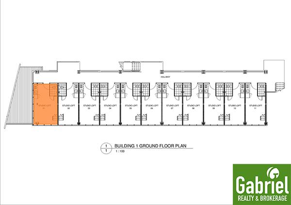 floor plan of bloq soho mandaue