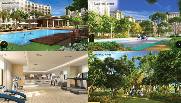 soltana residences tower 2 amenities