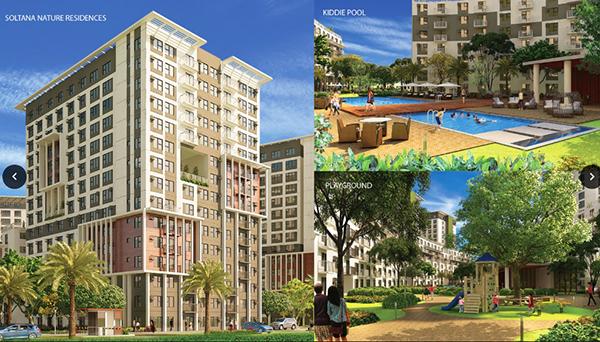 soltana tower 2 amenities