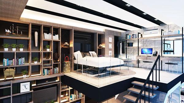 HOME OFFICE LOFT SUITES in avenir cebu