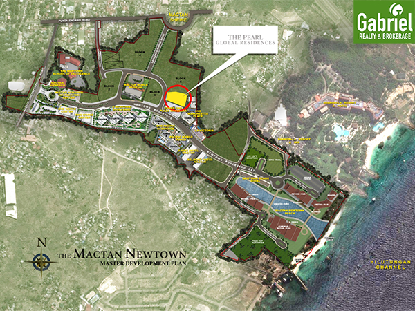 Mactan Newtown master development plan