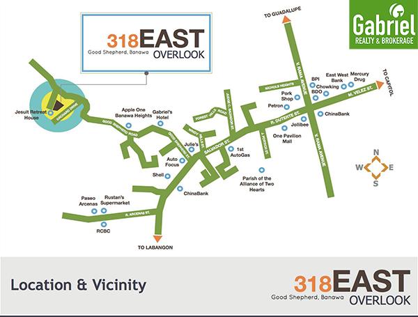 location of 318 east overlook cebu city