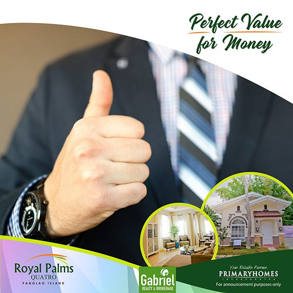 royal palms quatro is perfect value for money
