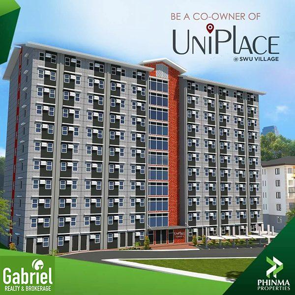 UniPlace Cebu at Swu Village, university dorm for sale