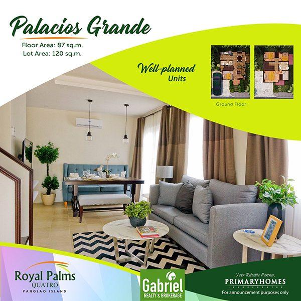 palacios grande floor plan