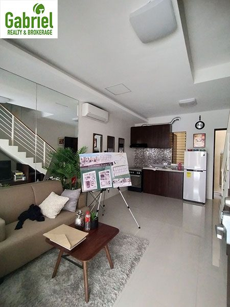 fully furnished tonwhouse for sale in talisay