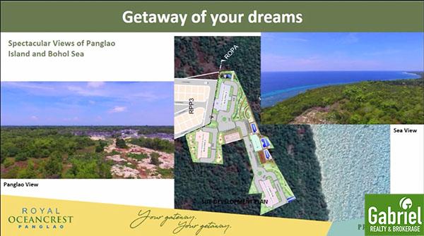 royal oceancrest panglao master development plan