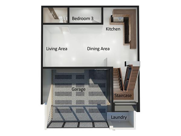 318 east overlook townhouse floor plan
