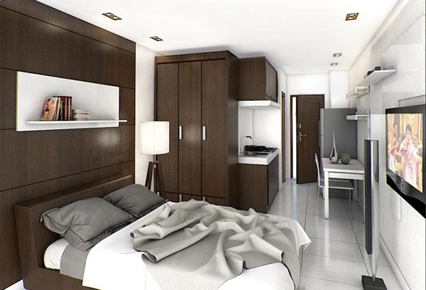 studio condominium for sale in northstar mandaue