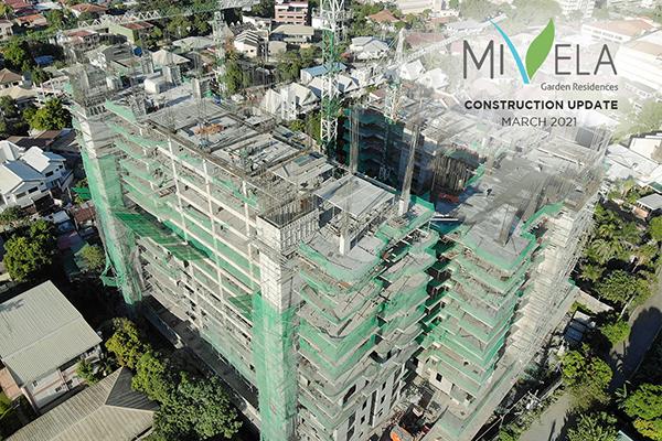 mivela latest construction update