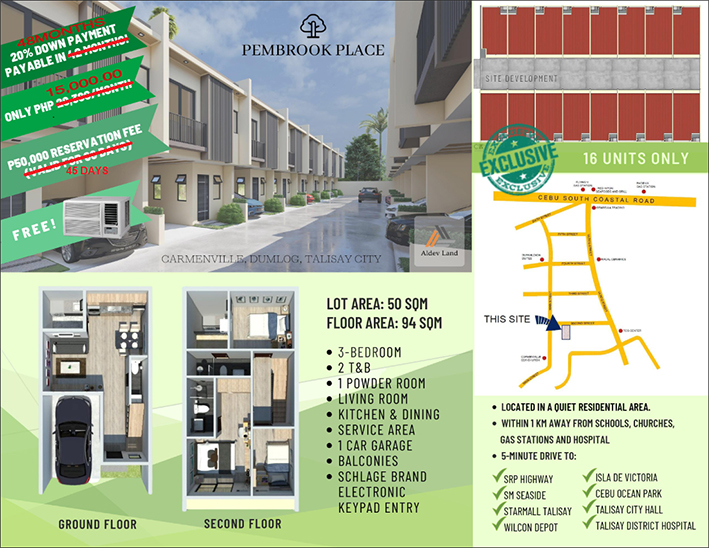 pembrook place talisay