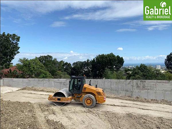 138 east overlook construction update