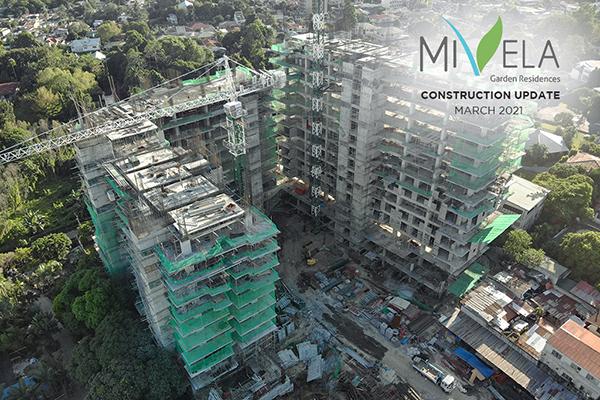 MIVELA CONSTRUCTION UPDATE