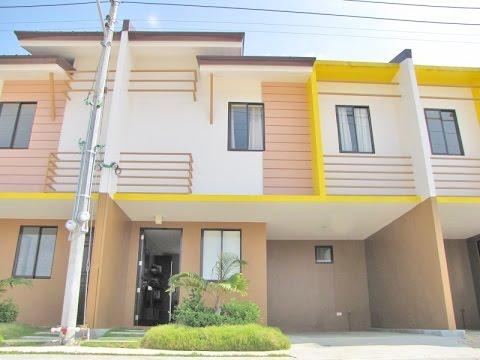 nabi model townhouse for sale in ajoya subdivision