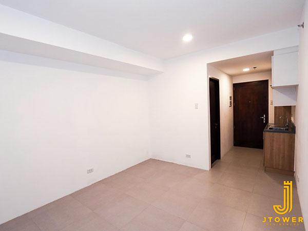 deliverable studio unit, j tower residences