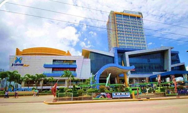 j centre mall in mandaue city, cebu