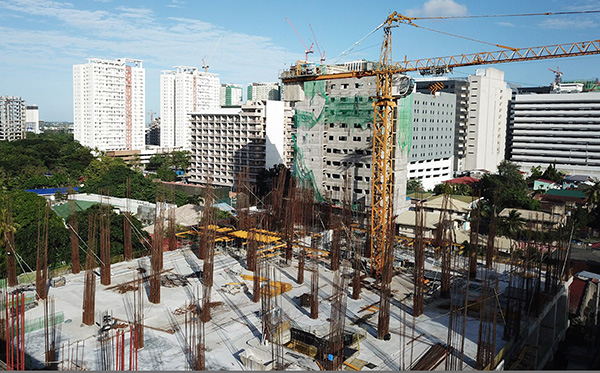 be residences lahug construction update