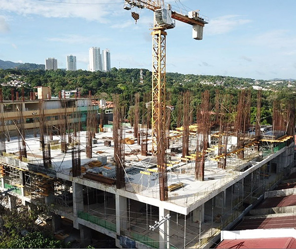 be residences construction update