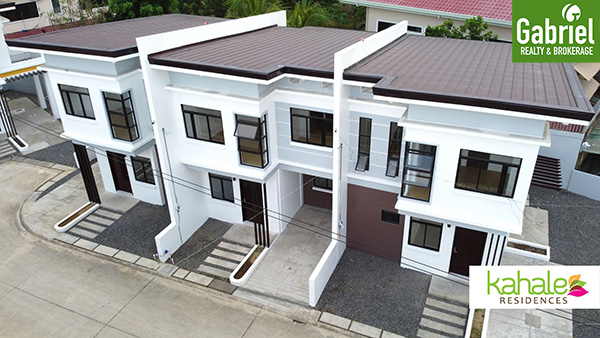 townhouse in kahale residences minglanilla