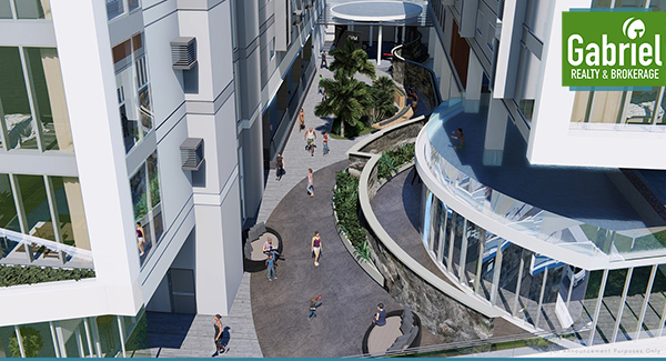 be residences uptown amenities