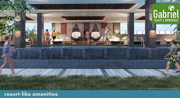 be residences amenities