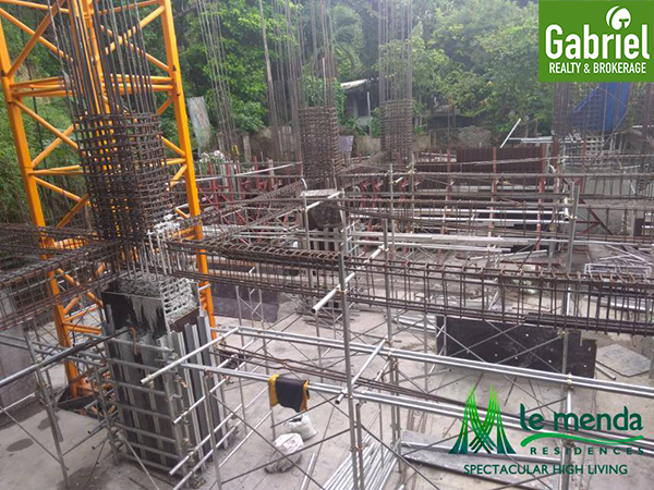 construction update of le mende residences