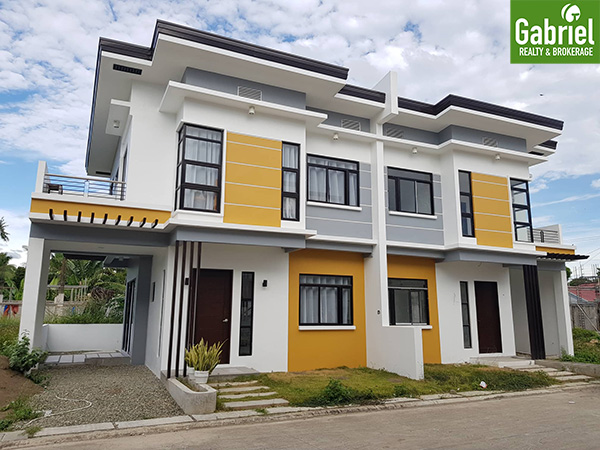 duplex house for sale in kahale residences minglanilla