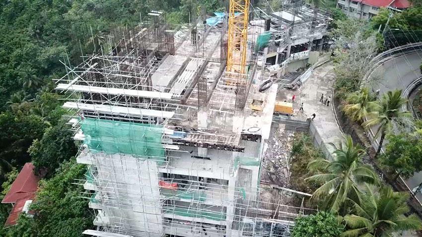 le mende construction update