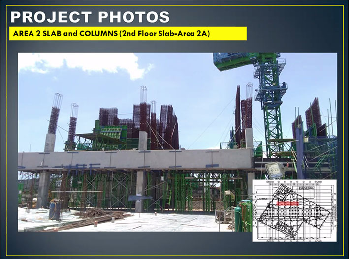 construction update of j tower residences