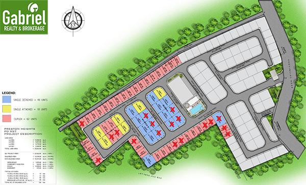 preston by vanderbuilt master plan