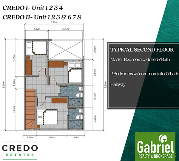 credo estates floor plan