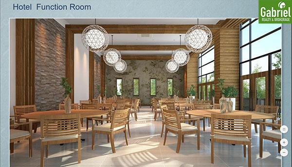one tectona hotel function room